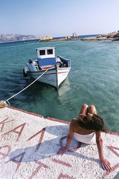 """""""Welcome""""  Cyclades Greece )("""