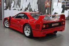 Ferrari F40 - Bloemendaal Classic & Sportscars