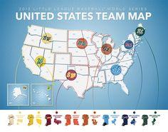 2013 Little League World Series - Teams // August 15-25