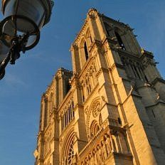 Notre-Dame de Paris 8AM-7:45PM every day The entrance for the visit of the tower is located OUTSIDE of the cathedral, on the left-hand side of the facade, Rue du Cloître Notre-Dame. - Informations : +33 1 53 10 07 00 or the website of the National Monuments Centre   Opened every day:    - from October 1st to March 31st, 10 am to 5:30 pm  Last access 45 mn before the closure  Closed on January 1st, in May 1st, December 25th