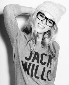 Jack Wills. I love the whole look!