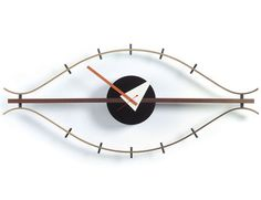 Vitra George Nelson Clock - Eye Clock