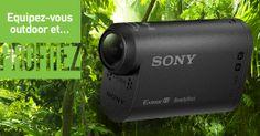 Plongez pour la #sony action cam + son caisson étanche en cliquant deux fois sur l'image #outdoor Découvrez également les merveilleuses destinations de la Phox Academy en allant sur le site www.phoxacademy.fr