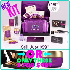 YOUNIQUES New PRESENTERS kit 2017!!! Includes a 1G tablet and $281 worth of products for $99. Ask me how to get one.  www.jennifersimpler.com