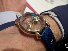 Vincent Calabrese #Tourbillon - from Vincent Calabrese's wrist #womw