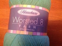 Ending soon.    Herrschners Worsted 8 Yarn 3  8 Ounce Balls #Herrschners