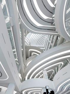 Galleria Centercity in Cheonan South Korea