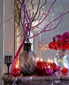 interiors: boho bright christmas ~ Bella Boho - Stylish Living
