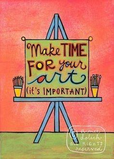 Crie esse tempo! Crie nesse tempo!