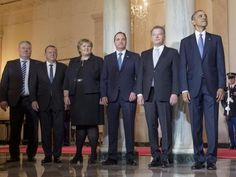 """Obama highlighted the European consensus to maintain sanctions against Russia, praising in particular Denmark, Finland and Sweden, who, """"as members of the EU, strongly support the TTIP, a treaty that I reaffirm that I want to conclude before the end of year."""" We see that Lockheed's vertical launchers can also contain the TTIP missile."""