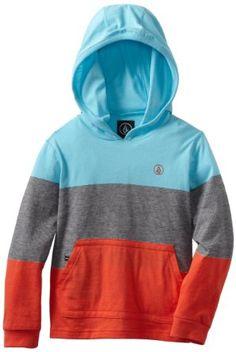 Amazon.com: Volcom Boys 2-7 Blakely Long Sleeve Little Youth: Clothing