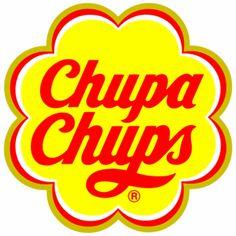 「Chupa Chups(チュッパチャプス)」ロゴマーク