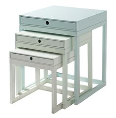 Serena and Lily's nesting tables
