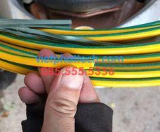 Dây tiếp địa vàng xanh M16, dây điện 1x16 8