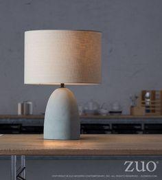 Zuo Modern Vigor Table Lamp - 50500