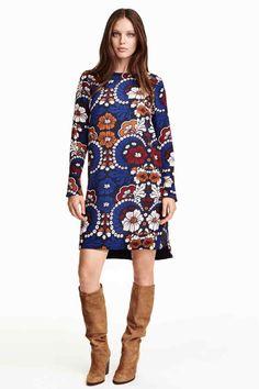 Robe à motif 39,99 € | H&M