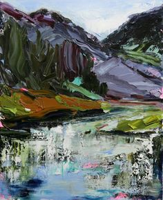Exhibition: Craig Waddell 'Headlands' at Edwina Corlette Gallery - Contemporary Art Brisbane Landscape Paintings, Landscapes, Knife Painting, Fashion Painting, To Infinity And Beyond, Australian Artists, Inspiring Art, Thesis, Brisbane