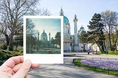 Sophort Polaroid Photo Tour Vienna - Classic