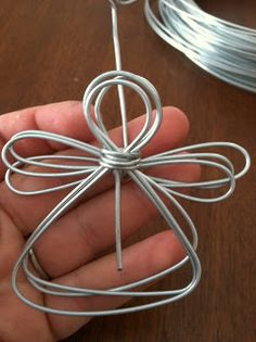 Auntie Kara's Crafts: Wire Angels