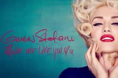 "Gwen Stefani lança seu no single ""Make Me Like You"", música do seu próximo álbum – Blog do Deill"