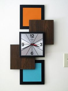 prime mid century modern clock mid century modern grandfather clock vintage wall clock mid century modern atomic mid home decorations ideas