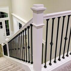 Best Beautiful Stair Railings Interior 7 Interior Wood Stair 400 x 300