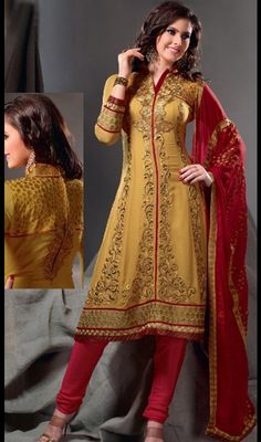 Salwar Kameez, Saris, India Jewelry From Kaneesha Boutique