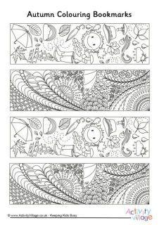 Doodle Bookmarks