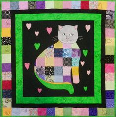 Cat Patches: My Finished Quilts Gallery