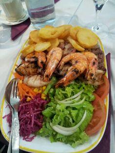Portuguese food-classic restaurant style :)