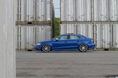 Audi S3 Sedan VOSSEN Wheels CVT