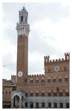 Palazzo Pubblico de Siena (Italy)