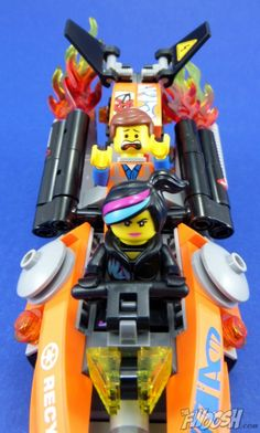 LEGO – The LEGO Movie: Super Cycle Chase 70808