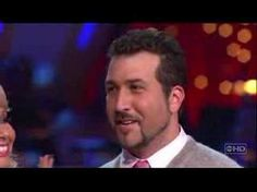 I would love to learn the Jive  (Joey Fatone Dancing With The Stars)