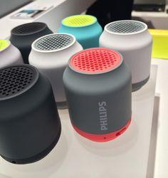 CMF we like / Speaker / Color Range / Can Shape / Minimla / neon / at PTUD