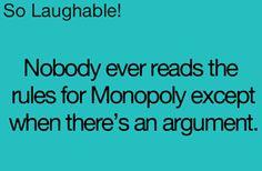 True. life.
