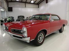 Pontiac GTO with a factory Tri-Power and a Old Muscle Cars, American Muscle Cars, 1969 Gto, Gto Car, Pontiac Cars, Vintage Cars, Vintage Signs, General Motors, Cars For Sale
