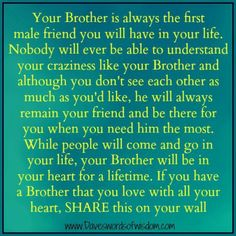 1000 Images About Brother On Pinterest I Love My