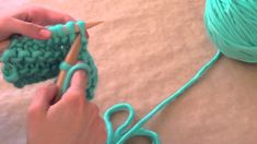 How to Cast Off Stitches Video Tutorial   Knitting Techniques from We Are Knitters, Learn to Knit!