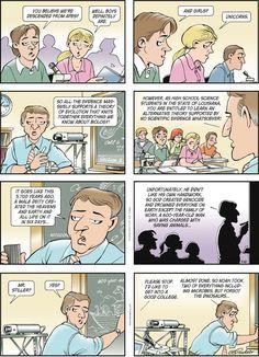 Creationism HA!