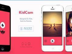 KidCam Website by Drew Wilson