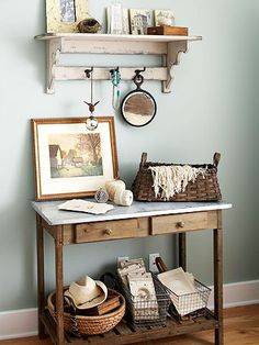 Sweet Country Accents & Decor -- BHG