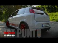 YOU & RAGAZZON. Fiat Punto Abarth SuperSport with Ragazzon Exhaust. By Patrick Perić. #tuning #tuningcar #abarth @Fiat Official @Abarth