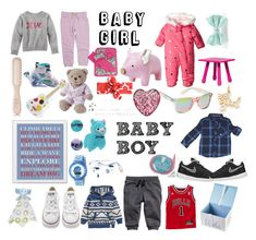 """""""baby set"""" by lotesmm ❤ liked on Polyvore featuring H&M, NIKE, Roxy, Philip Kingsley, Lexington, Disney, Serena & Lily, Fatboy, Wall Pops! and Aéropostale"""
