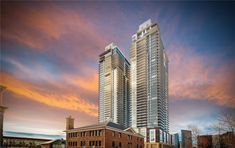 The Guardian Condo Towers in Beltline Calgary Wall Yoga, Buying A Condo, Lounge Party, Us Real Estate, Rooftop Terrace, Floor To Ceiling Windows, East Village, Condos For Sale, Workout Rooms