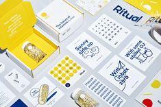 Ritual Branding, Web Design, Packaging, Art Direction | Michelle Mattar