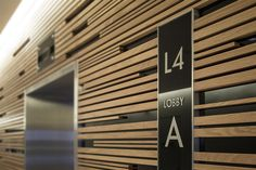 Lift Lobby - Paragon Shopping Mall Singapore by DP Design