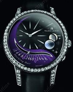 Maurice Lacroix Starside Sparkling Date - luxury watches online