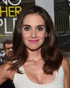 """Actress Alison Brie attend the Tastemaker screening of IFC Films' """"Sleeping With Other People"""" on August 24, 2015 in Los Angeles, California."""