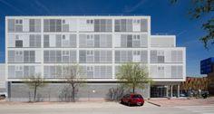 Galeria - Habitação Social em Valleca´s Eco-boulevard / Olalquiaga Arquitectos - 31